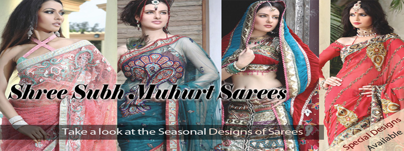 The purpose of Shree Subh Muhurt Saree